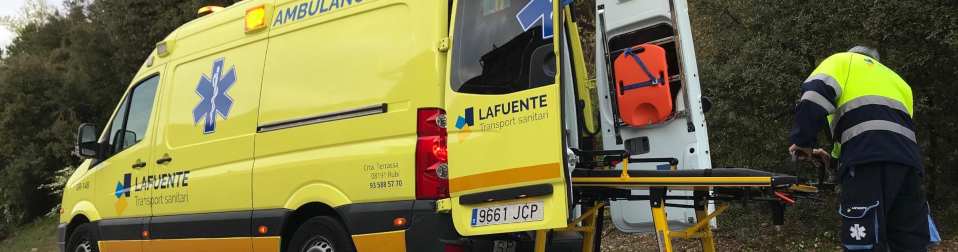 LAFUENTE CEDEIX 6 RESPIRADORS AL DEPARTAMENT DE SALUT